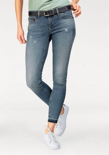 Tommy Jeans Jeans MID RISE SKINNY NORA 7/8 OLBSD