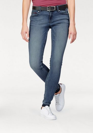 Tommy Jeans Jeans MID RISE SKINNY NORA MDBST