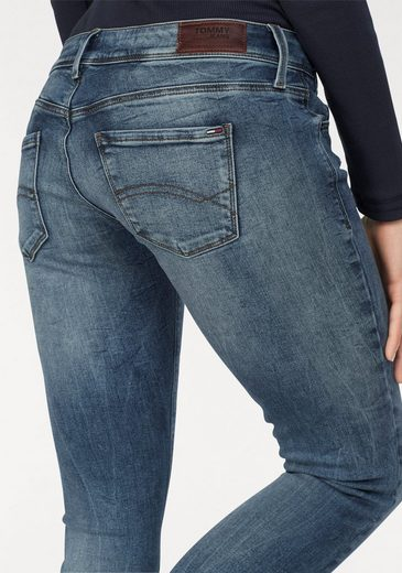 Tommy Jeans Jeans ULTRA LOW RISE SKIN NATALIE OMBST