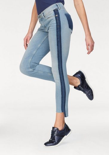 Tommy Jeans Jeans MID RISE SKINNY NORA 7/8 MELBLST