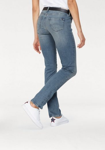 Tommy Jeans Jeans MID RISE STRAIGHT SANDY ACRLBST