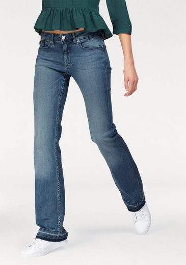 Tommy Jeans Jeans LOW RISE BOOT SOPHIE MDBST