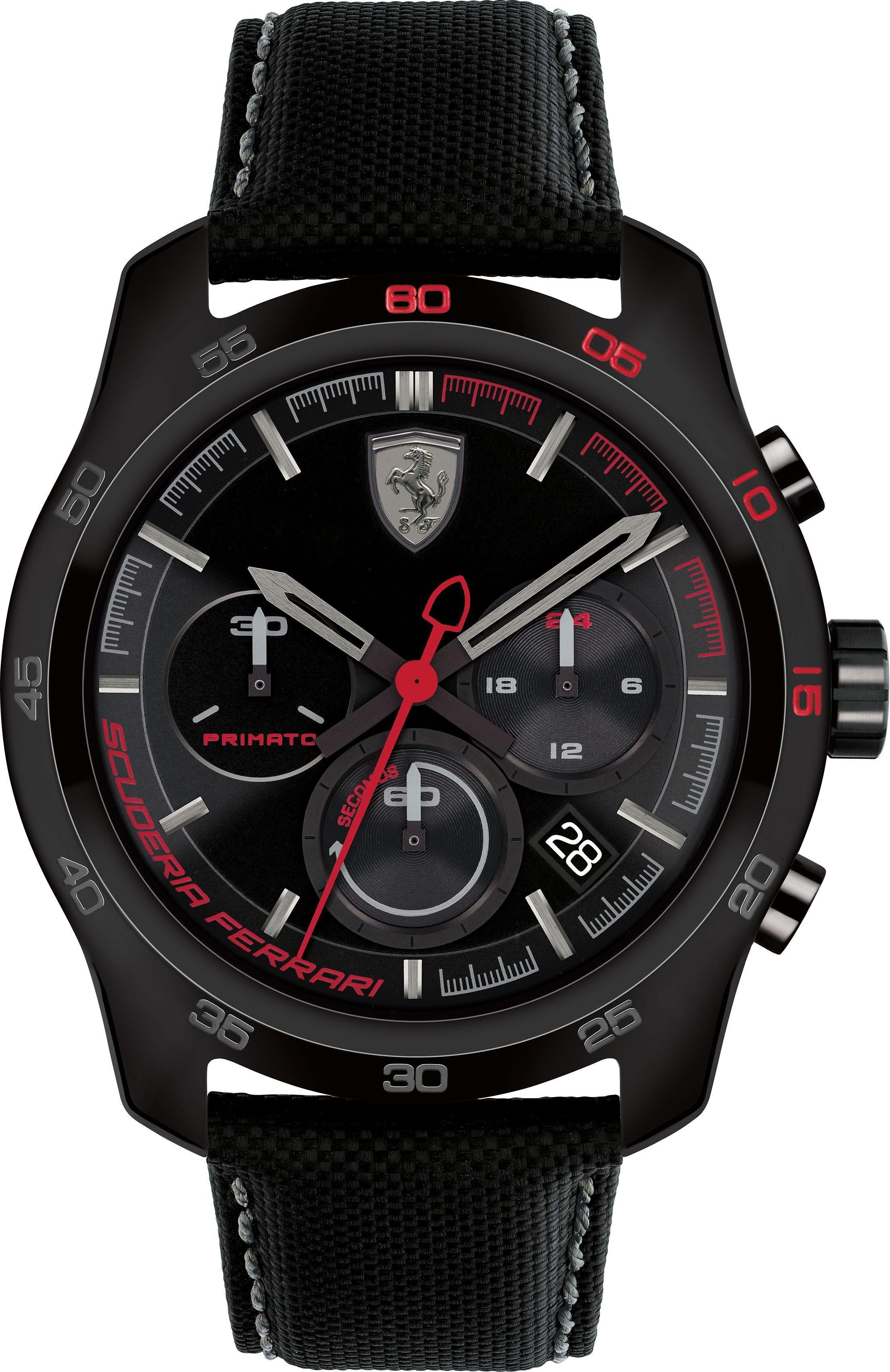 Scuderia Ferrari Chronograph »PRIMATO, 830446«