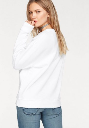 Tommy Jeans Sweater TJW GRAPHIC CN HKNIT L/S 31