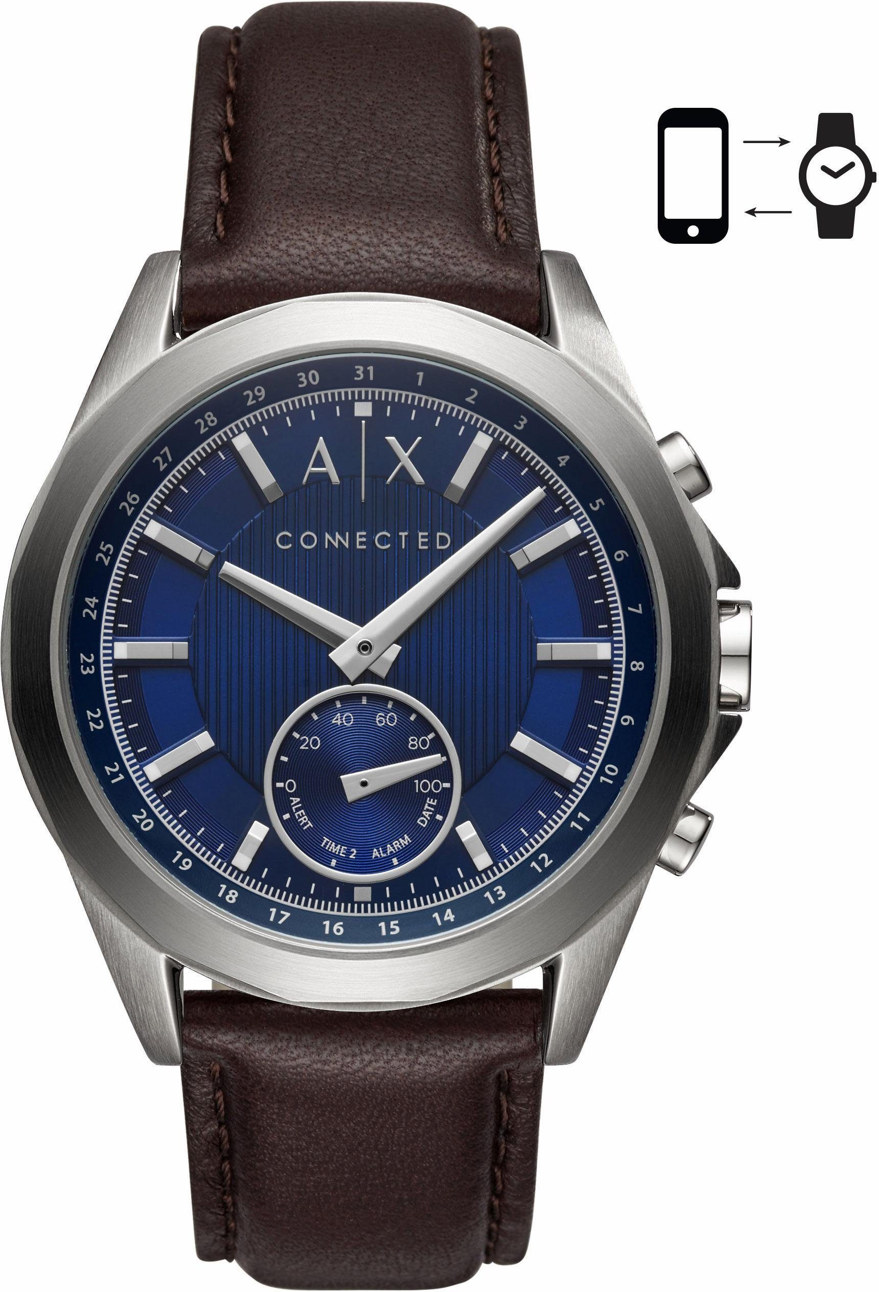 Armani Exchange Connected AXT1010 Smartwatch (Android Wear)