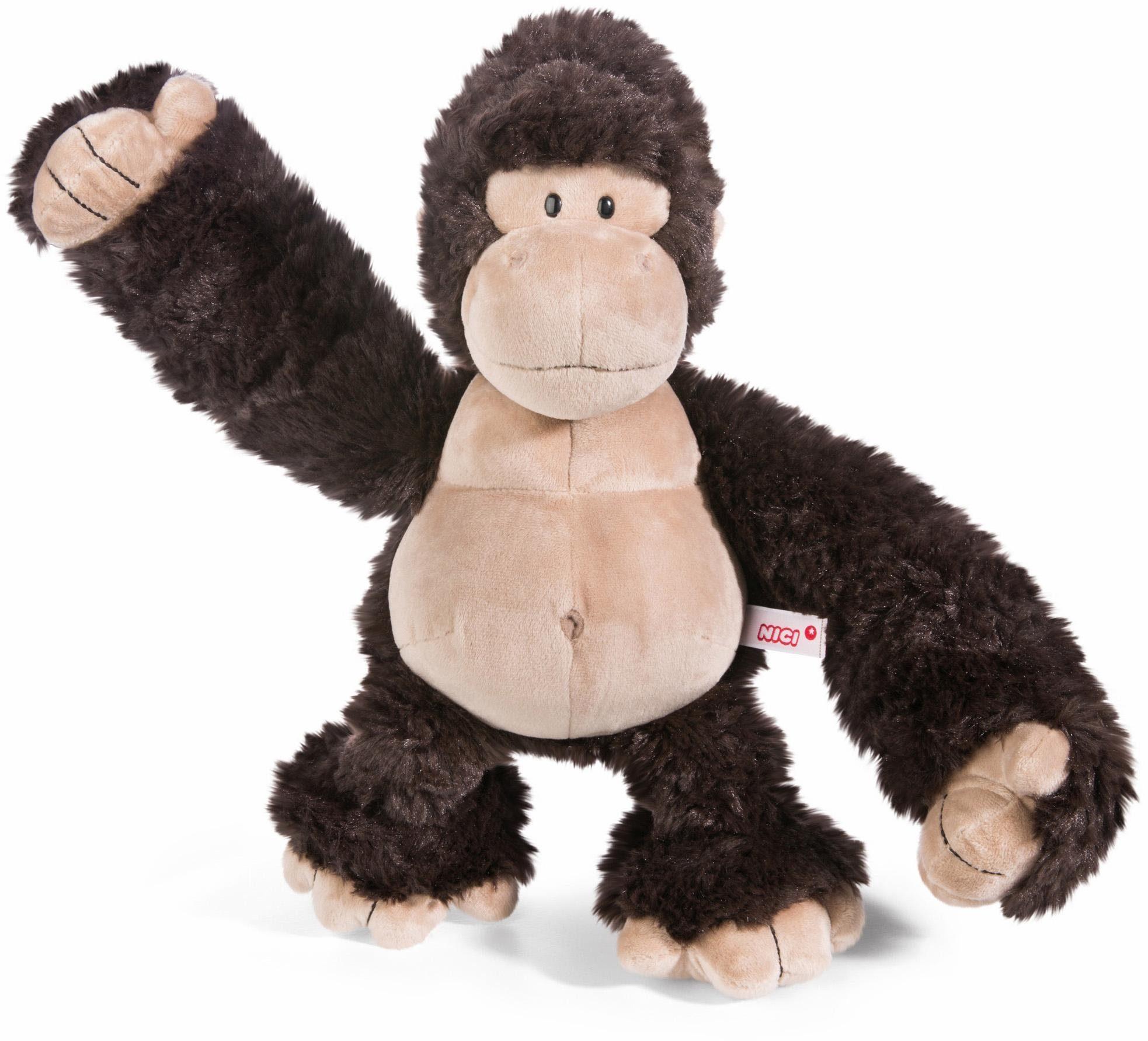NICI Plüschtier, »Gorilla Torben, schlenkernd, 50 cm«
