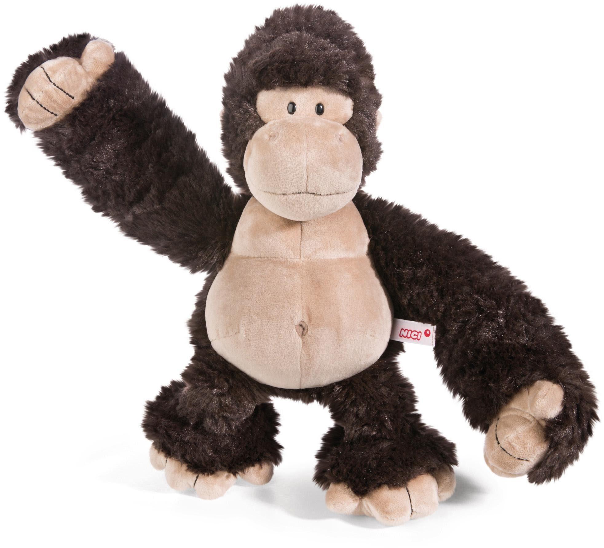 NICI Plüschtier, »Gorilla Torben, schlenkernd, 35 cm«
