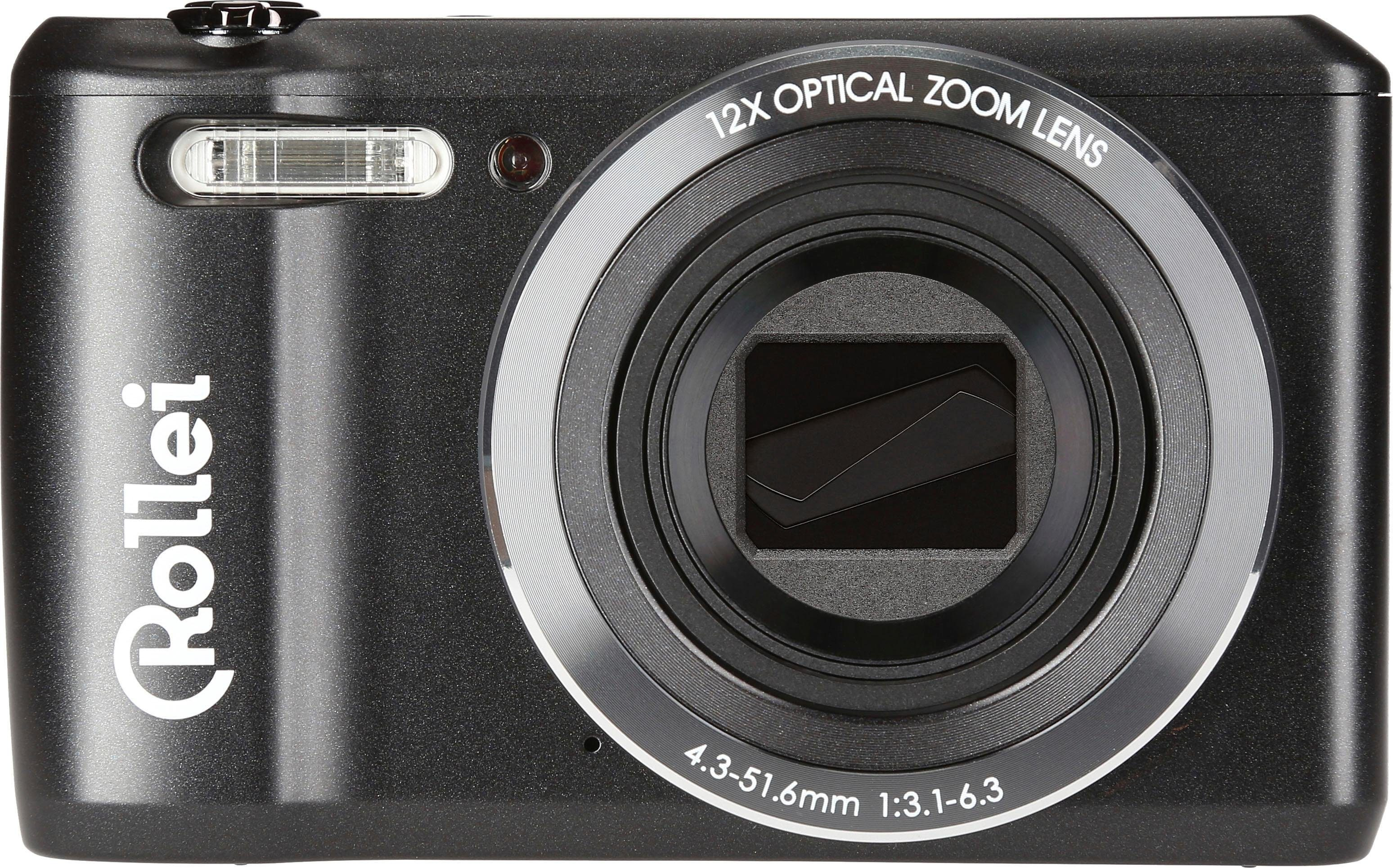 Rollei »Historyline 98« Kompaktkamera (20 MP, 12x optischer Zoom)