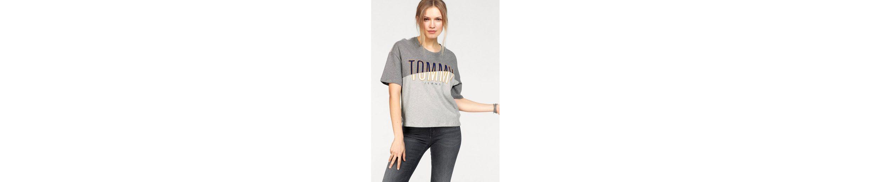 SHIRT T 21 TJW T CN S Tommy Shirt Jeans S XwfqxYS