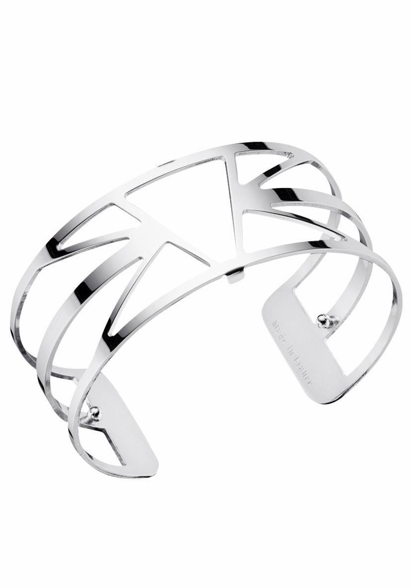 Les Georgettes Armspange »Ibiza Silber, IBIS25« ohne Ledereinsatz