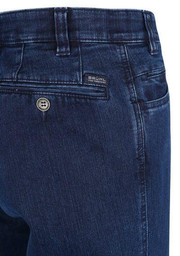 BRÜHL 5-Pocket Hose mit Komfortbund