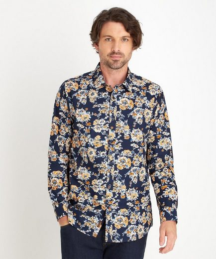 Joe Browns Hemd Joe Browns Men's Long Sleeved Floral Shirt