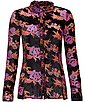 Joe Browns Druckbluse »Langarm-Chiffon-Bluse mit Blumenmuster von Joe Browns für Damen«, Bild 1