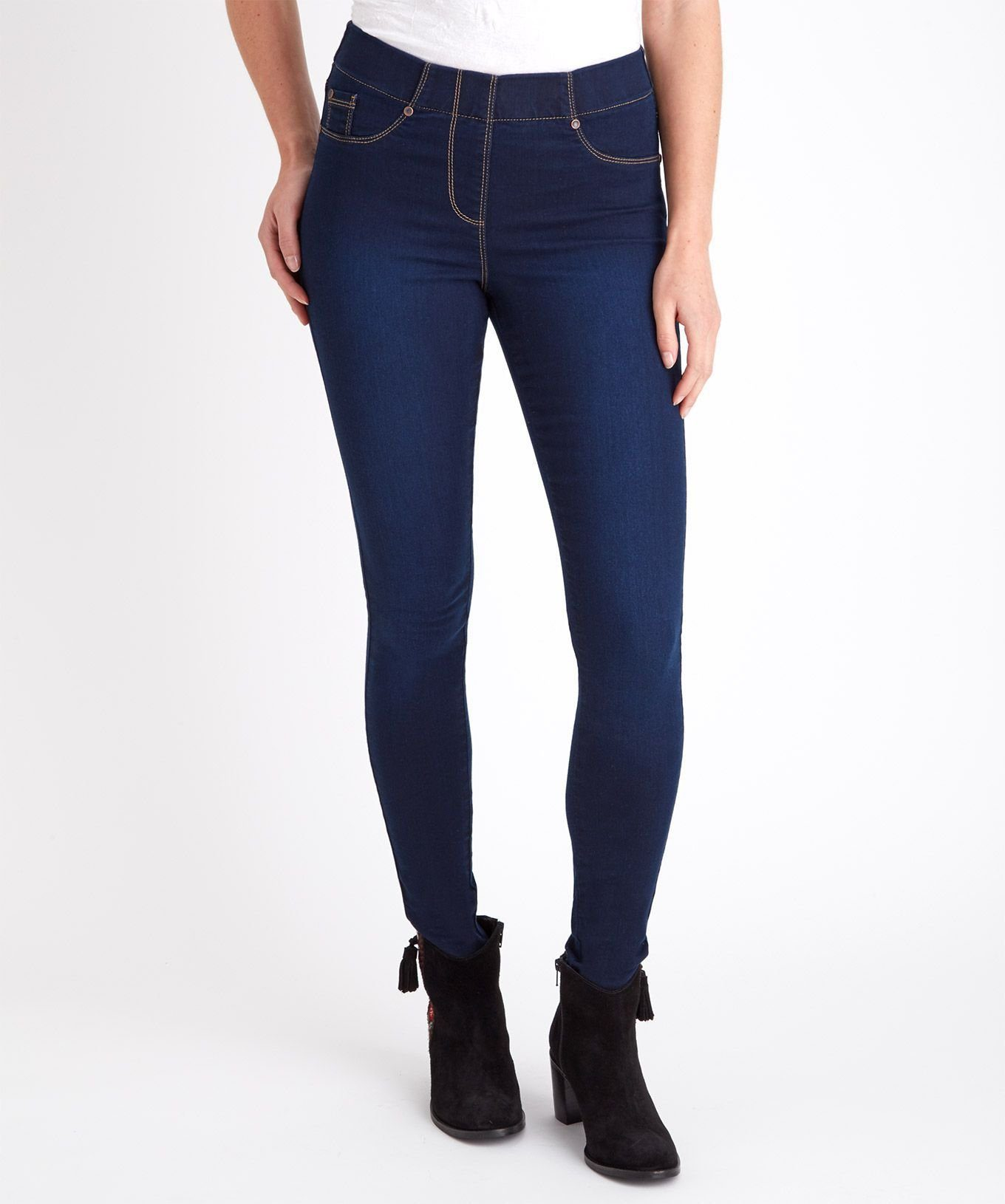 Joe Browns Jeggings »Jeggings mit breitem Bund von Joe Browns für Damen«
