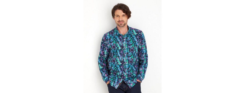 Joe Browns Hemd Joe Browns Men's Long Sleeved 80's inspired print Shirt Exklusiv Zum Verkauf Online Kaufen Billig Genießen VZzbmQF