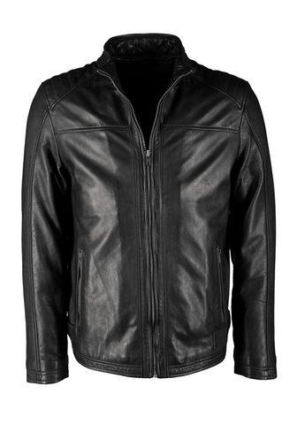 JCC Куртка кожаная с два Innentaschen &raq...