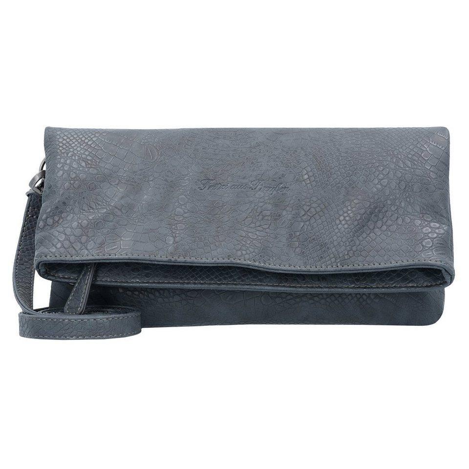 fritzi aus preu en bags ronja clas reptil 17 clutch tasche. Black Bedroom Furniture Sets. Home Design Ideas