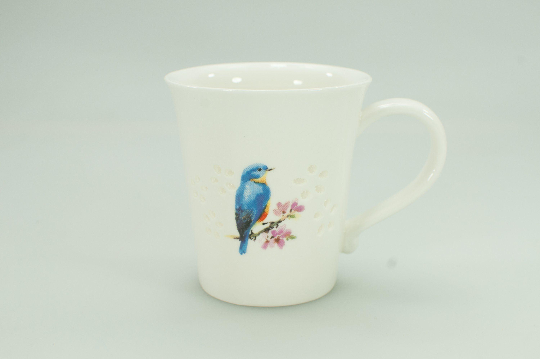 HTI-Line Kaffeepott »Blue Bird«