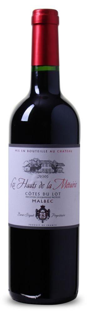 Rotwein aus Frankreich, 13,0 Vol.-%, 4,5 l »2016 Métairie Grande du Théron«