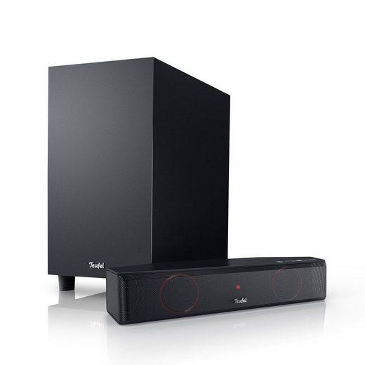 Teufel Soundbar & Soundbase »Cinebar One+«