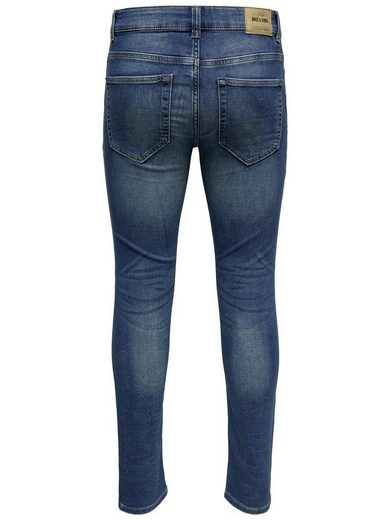 Sons Denim Jeans Loom Fit Blue Slim Jog Onlyamp; f6Ygb7vy