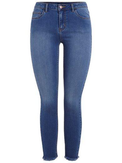 Morceaux De Jeans À Coupe Courte