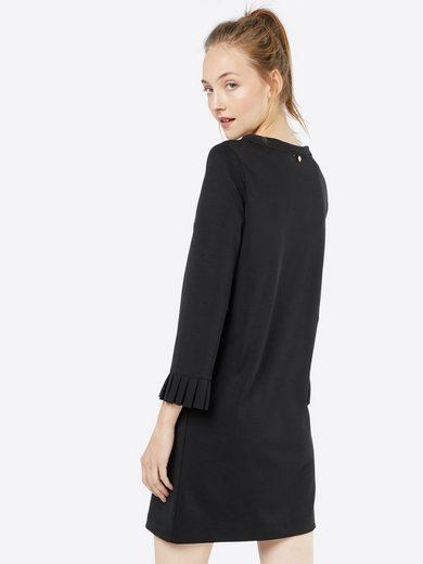 Rich & Royal Minikleid black Dress, Stickerei