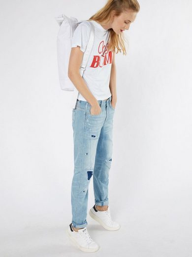 G-star Raw Loose-jeans, Ziernaht
