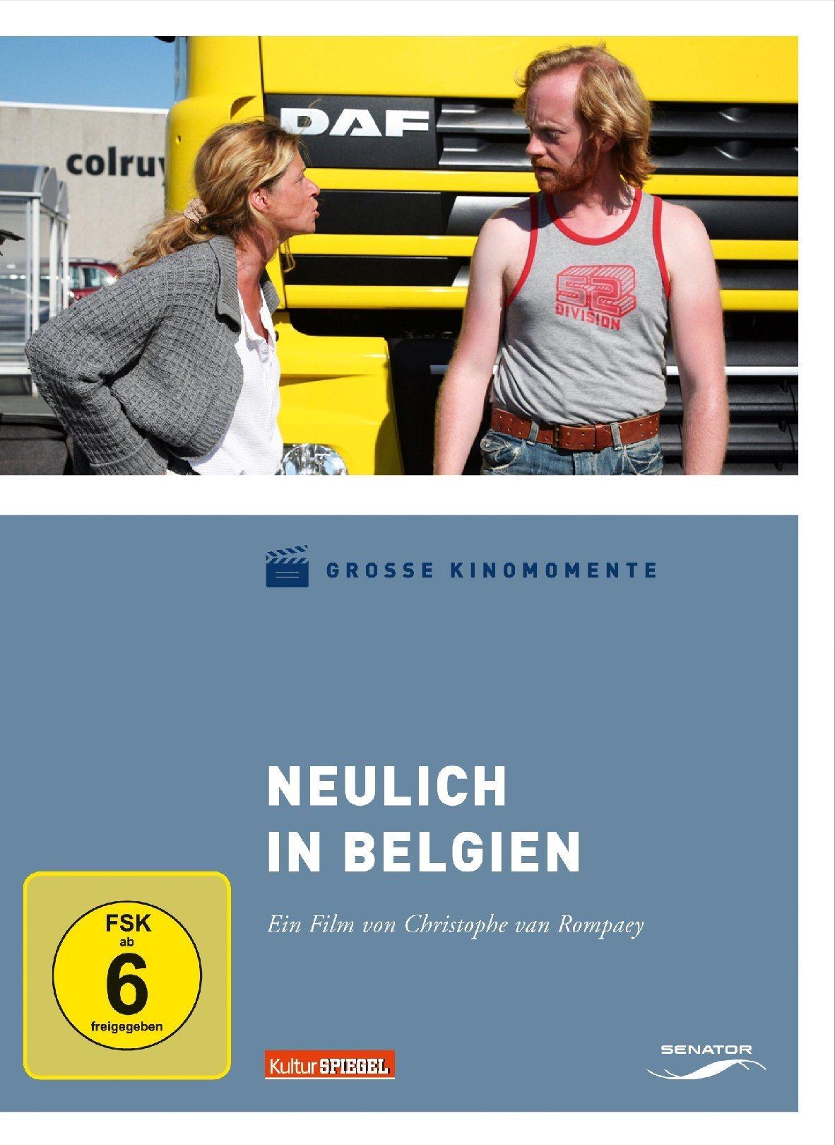 universum Neulich in Belgien - Grosse Kinomomente »DVD«