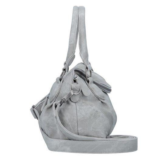 Fritzi aus Preußen Wilma Canvas Handtasche 36 cm