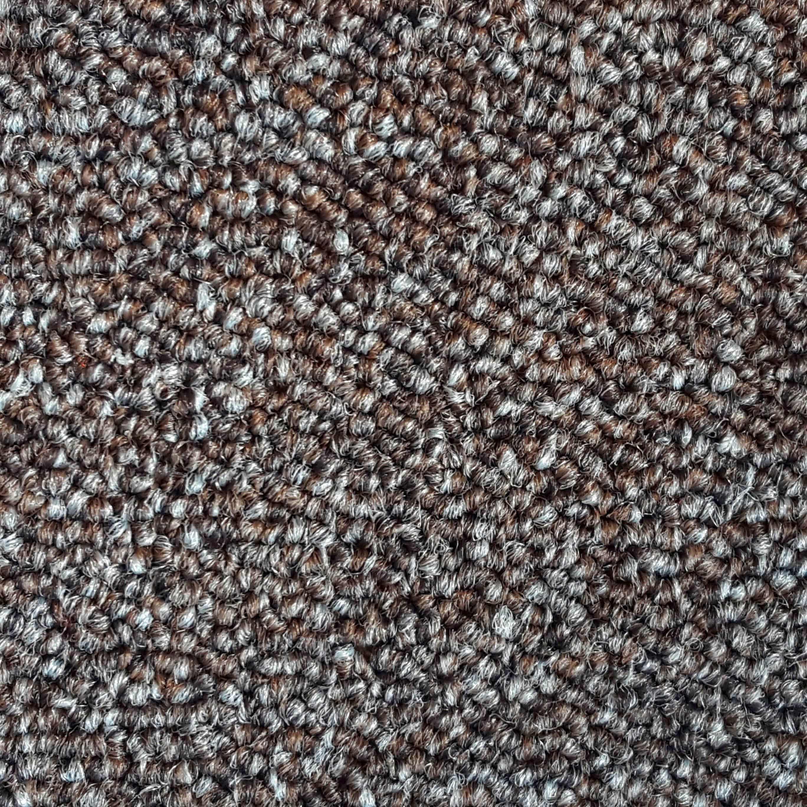ANDIAMO Teppichboden »Matz braun«, Breite 400 cm
