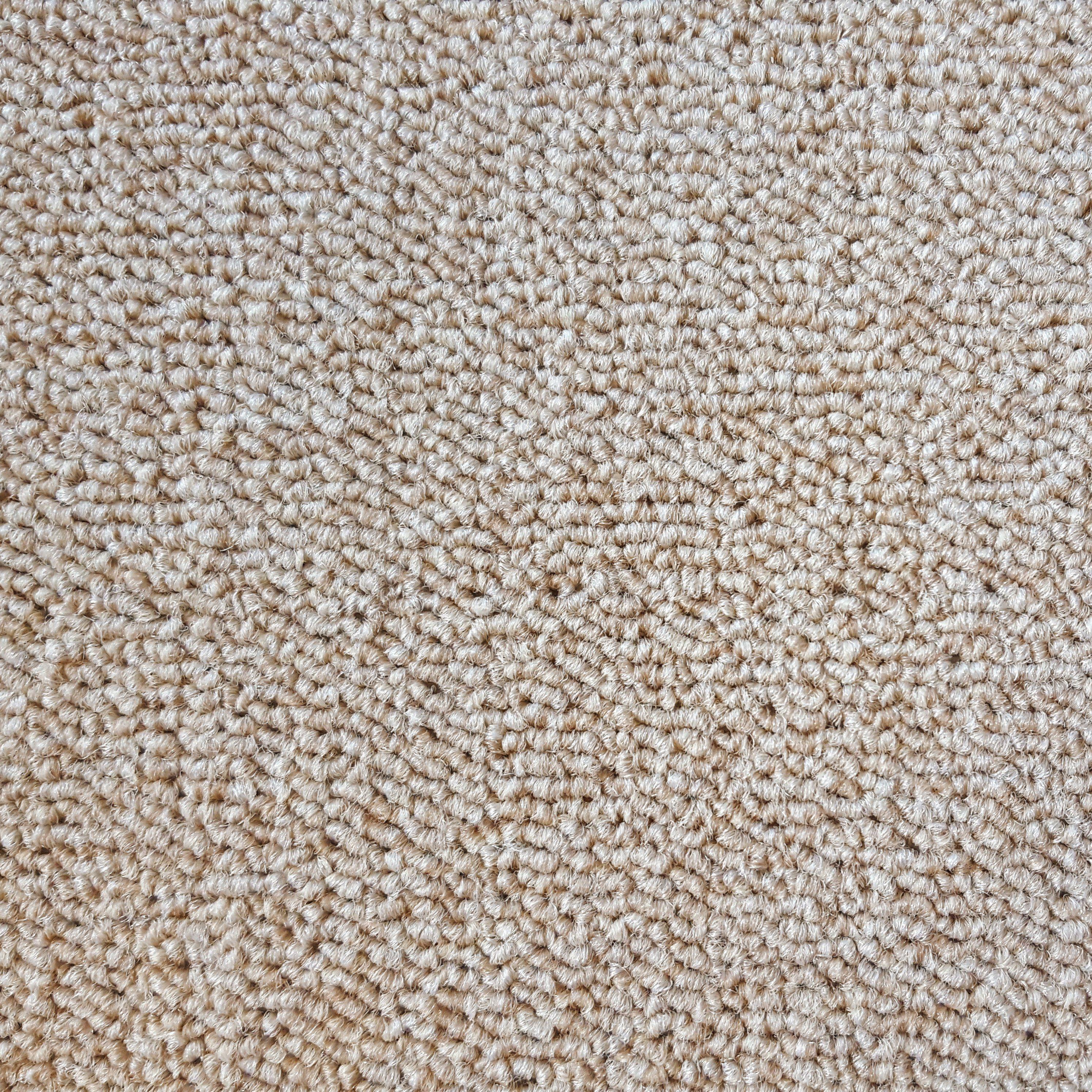 ANDIAMO Teppichboden »Matz sandfarben«, Breite 500 cm