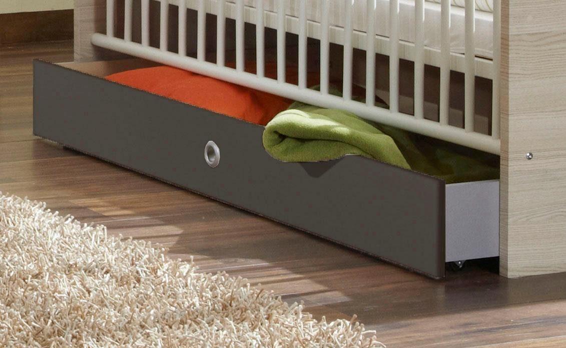 Bettkasten für das Babybett »Bergamo« in lava