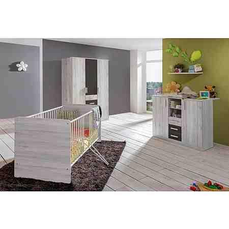 Babyzimmer Bergamo weiß