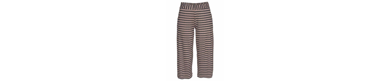 Vivance Dreams Capri-Pyjama mit gestreifter Culotte Exklusiv Spielraum Echt Ebay Größte Anbieter Verkauf Online Klassisch Günstiger Preis HAN4hk
