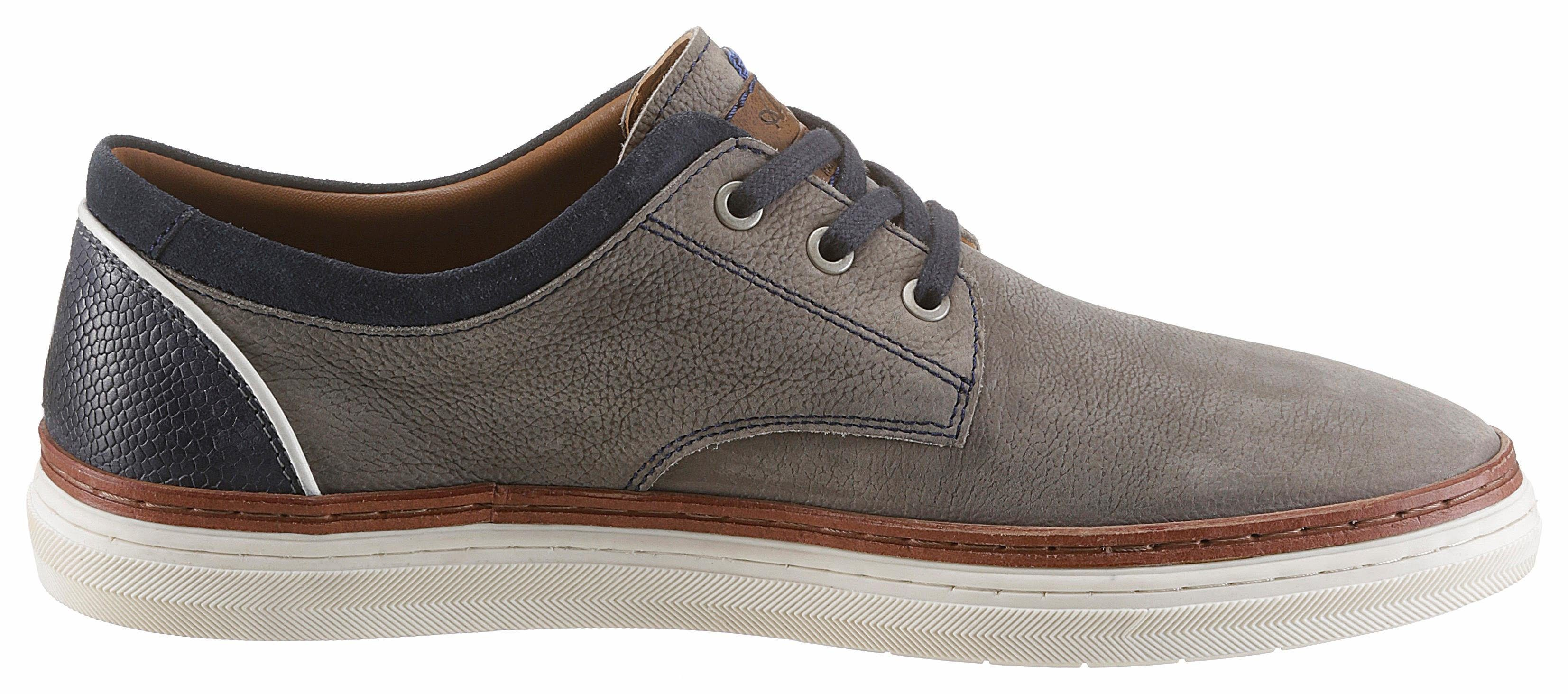 Australian Tigana Sneaker, mit gepolstertem Schaftrand online kaufen  grau-navy