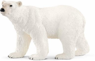Schleich® Spielfigur »Wild Life, Eisbär, 14800«