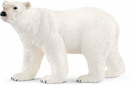 Schleich® Spielfigur »Wild Life, Eisbär (14800)«