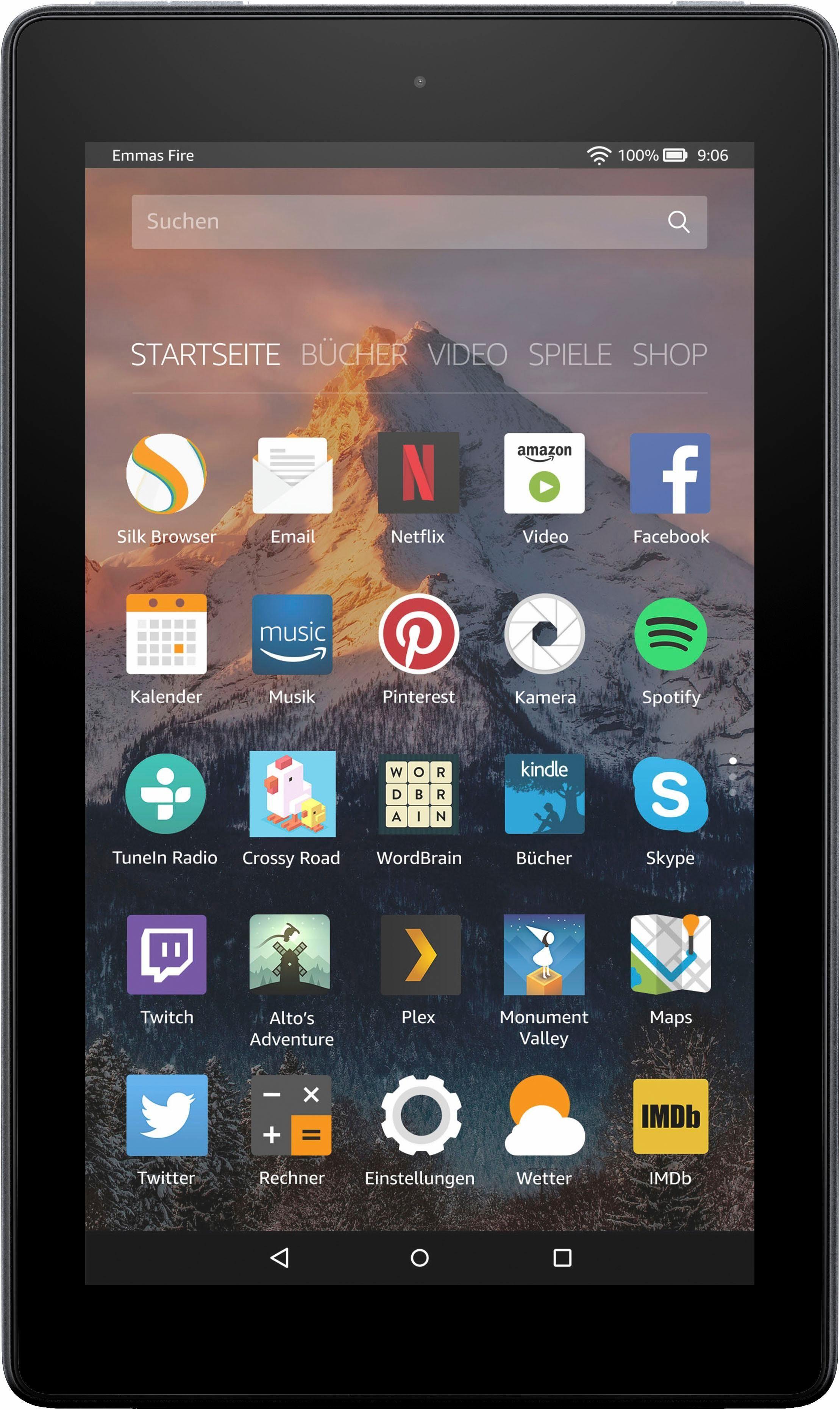 """Fire 7 Tablet (7"""", 8 GB, mit Spezialangeboten)"""