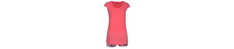 s.Oliver RED LABEL Bodywear Shorty mit geblühmter Shorts Günstig Kaufen Veröffentlichungstermine Bester Verkauf Zum Verkauf Verkauf Erschwinglich GqIxxrSl