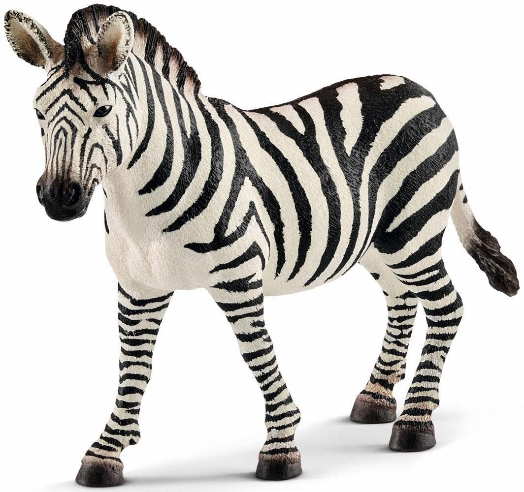 Schleich® Spielfigur (14810), »Wild Life, Zebra Stute«