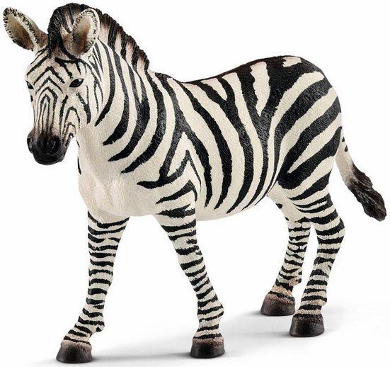 Schleich® Spielfigur »Wild Life, Zebra Stute (14810)«