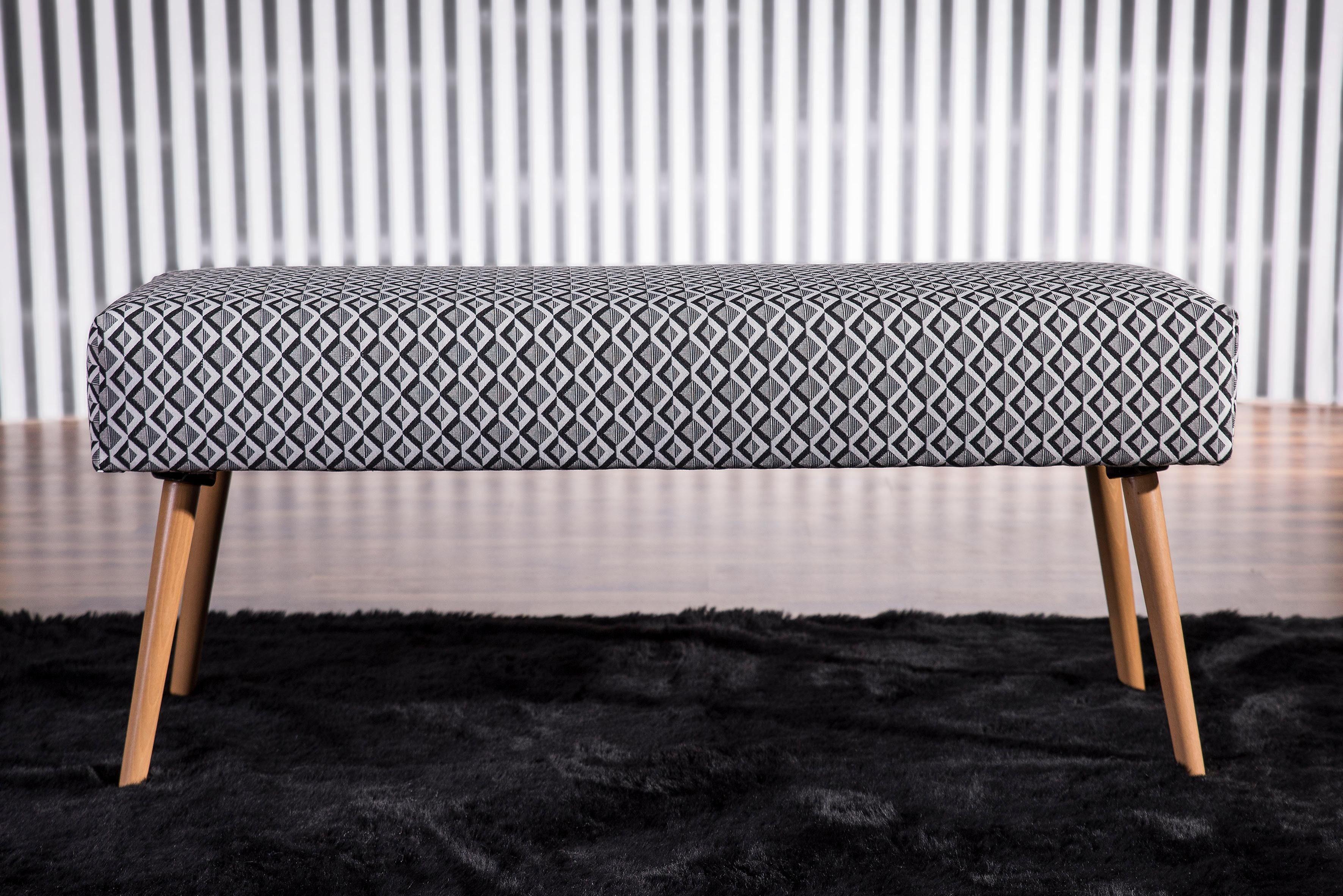 Max Winzer® Sitzbank »Sit« ILLUSION, mit hohen konischen Füßen