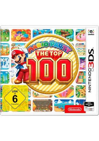 NINTENDO 3DS Mario Party: The Marškinėliai be ranko...
