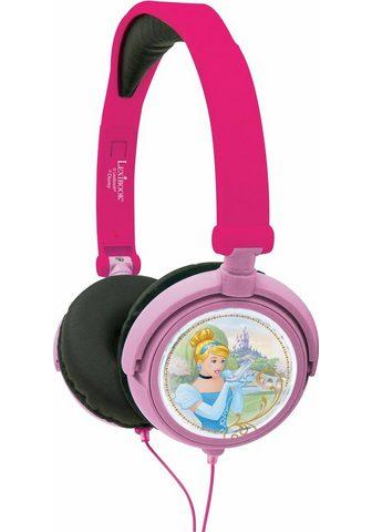 LEXIBOOK ® »Disney Princess« Kinder-Kopfhörer
