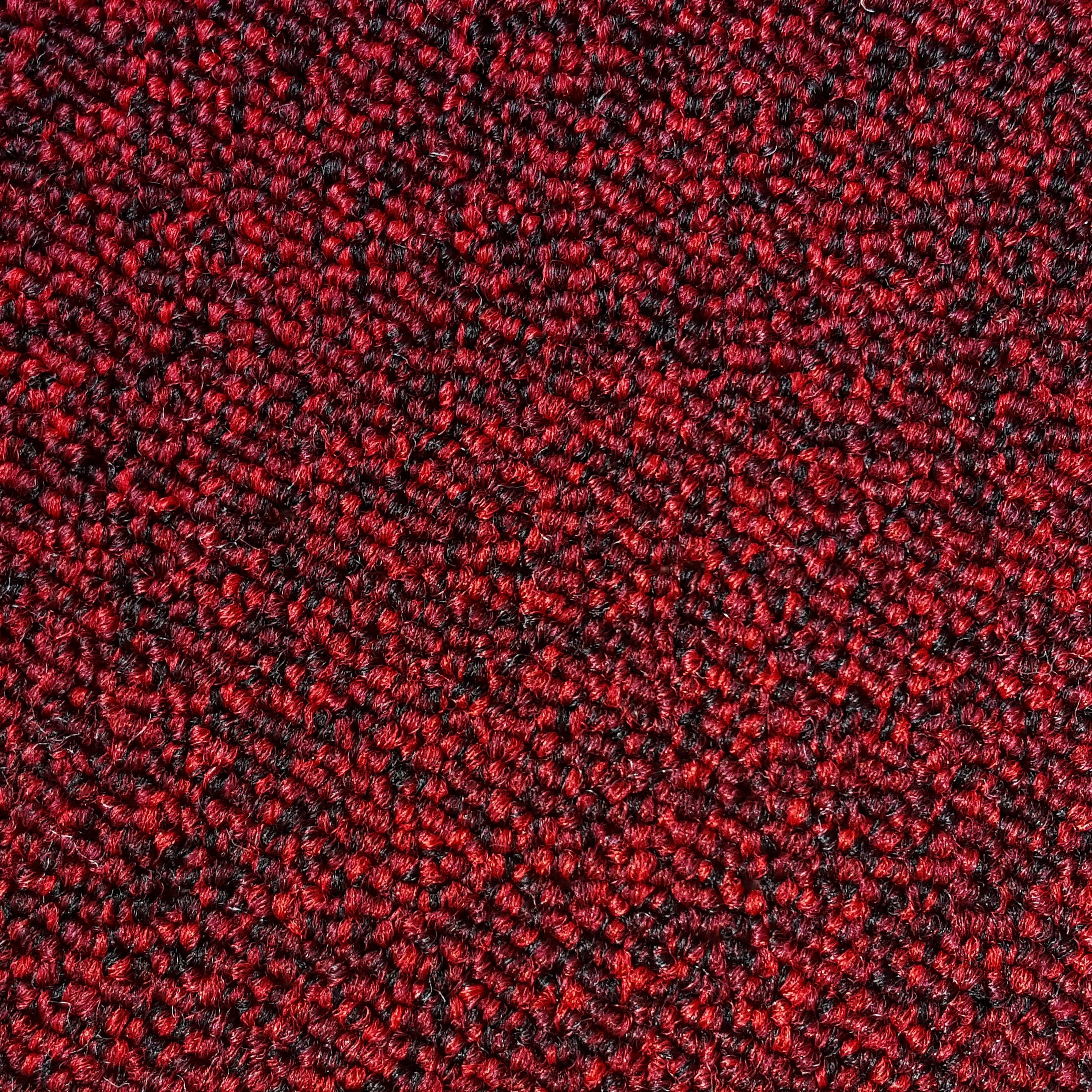 ANDIAMO Teppichboden »Matz rot«, Breite 500 cm