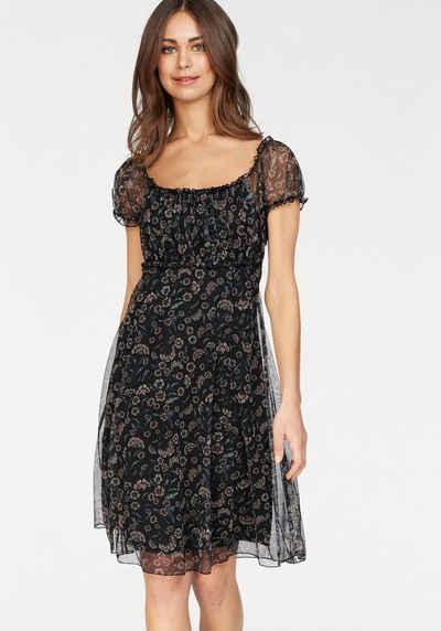 8213f715d09deb Boysen's Jerseykleid mit Allover-Print