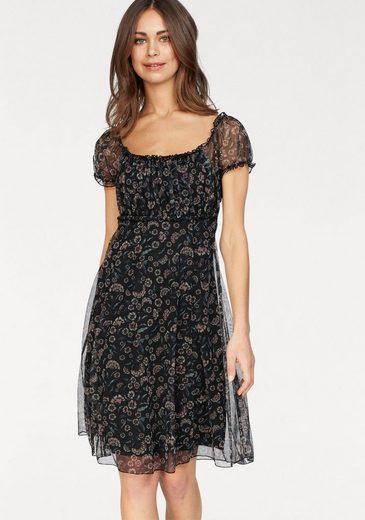 Boysen's Jerseykleid mit Allover-Print