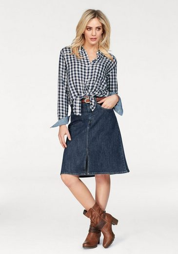 Levis® Shirt Blouse Ryan One Pocket, Rounded Hem