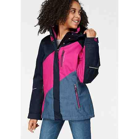 Mode: Mädchen: Sportbekleidung: Sportjacken